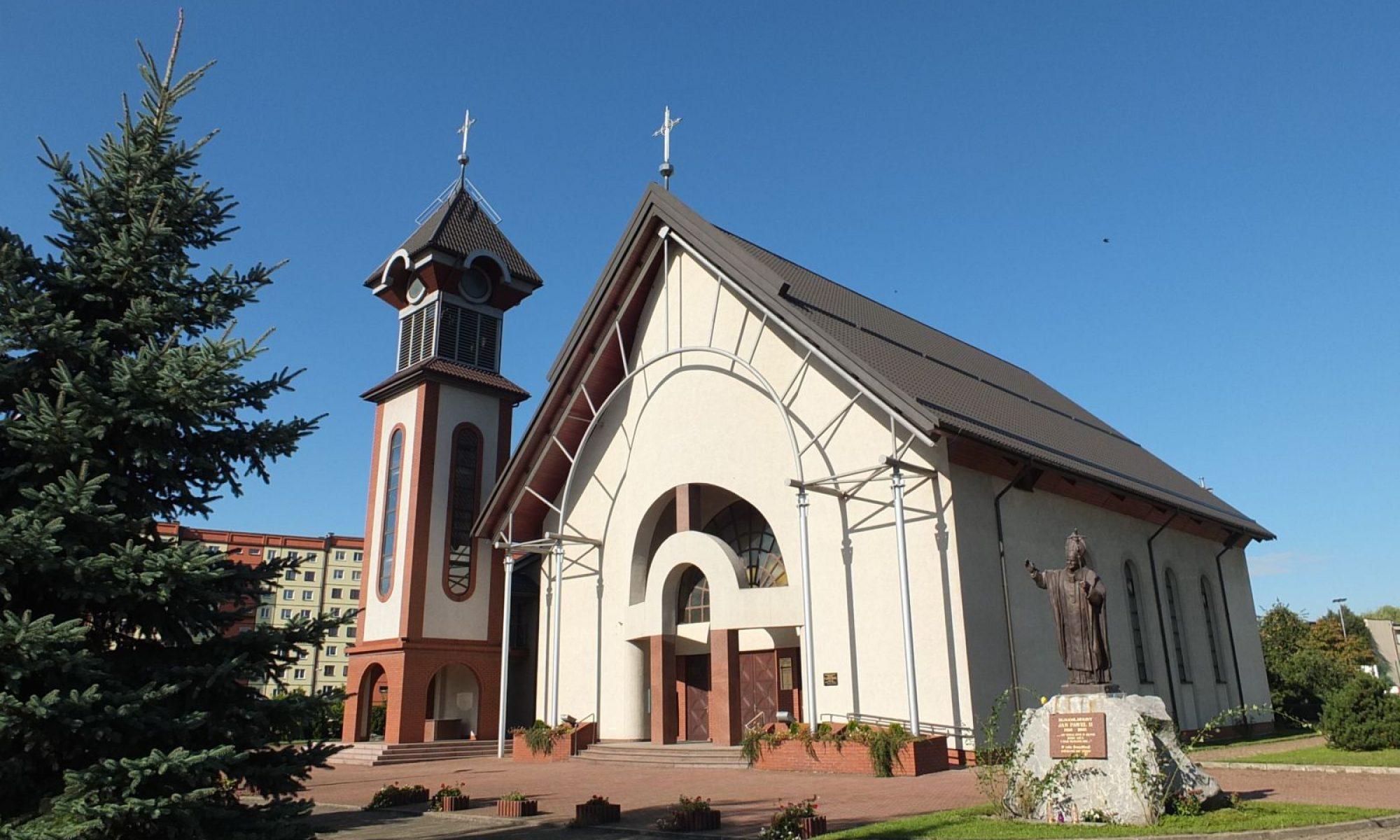 Parafia św. Jadwigi Królowej